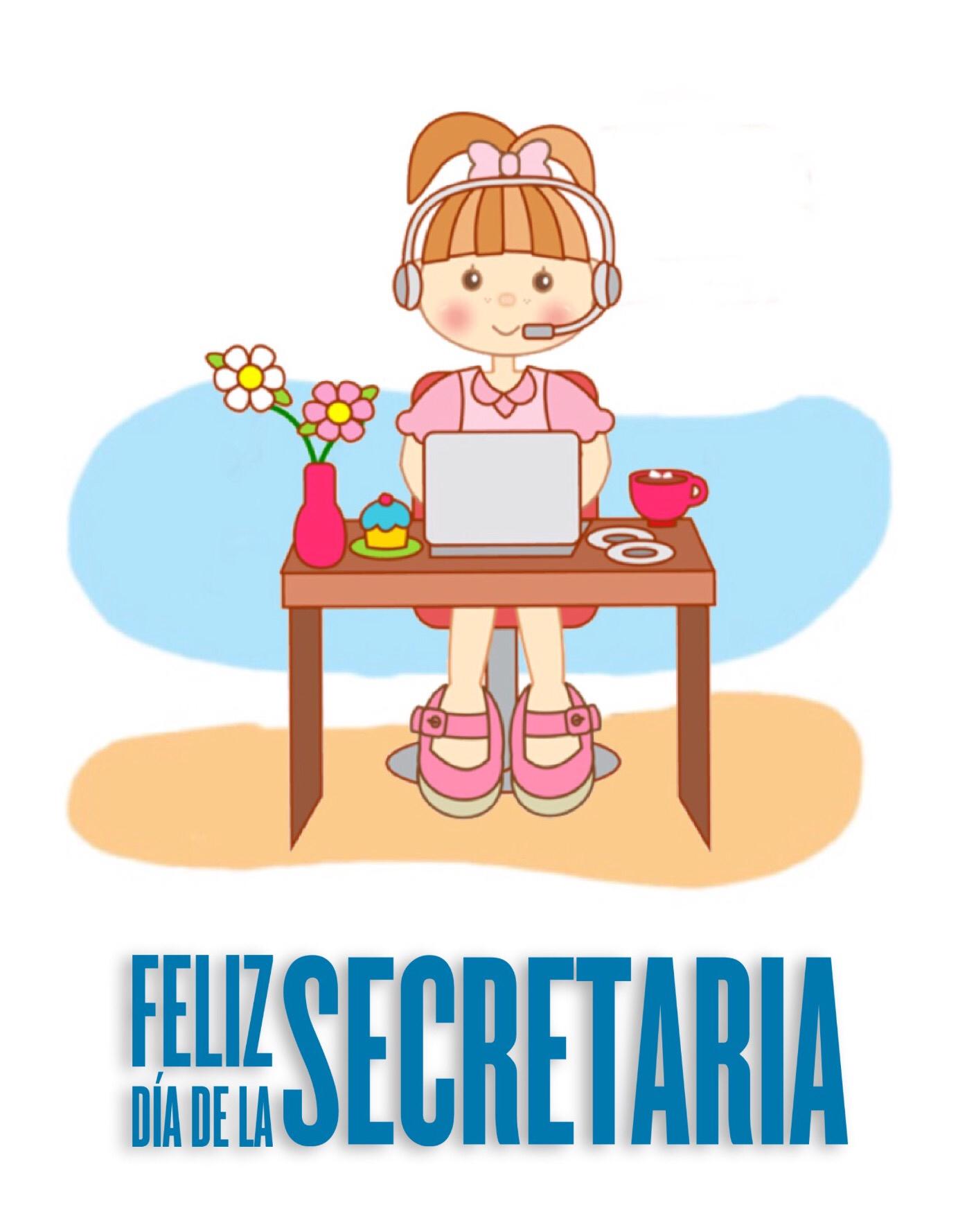 Imagen Feliz Día De La Secretaria Para Compartir