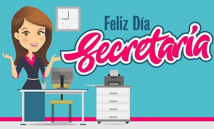Imagen feliz Día De La Secretaria