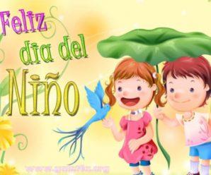 Imagenes Feliz Día Del Niño Para Compartir