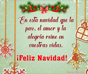 Mensajes De Navidad Para Amigos y Familiares